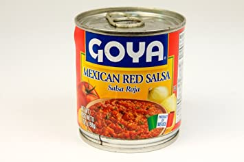 Goya Mexican Red Salsa 7 oz - Salsa Roja