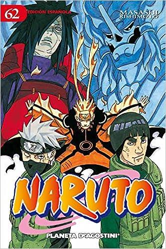 Naruto nº 62/72: 149 (Manga Shonen): Amazon.es: Masashi ...
