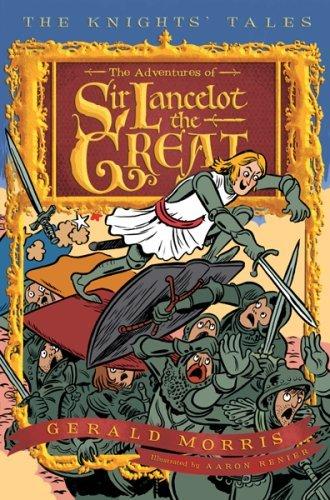 Adventures Lancelot Great Knights Tales ebook