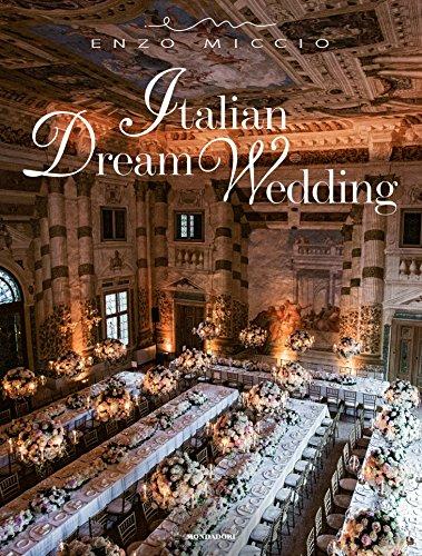 Italian Dream Wedding [Miccio, Enzo] (Tapa Dura)