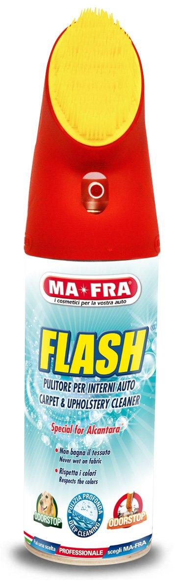 Mafra Flash Nettoyer l'Intérieur de Votre Voiture