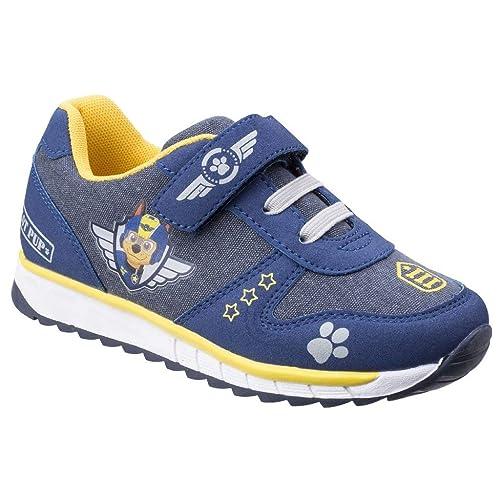 Leomil - Zapatillas Deportivas de Cierre Adhesivo de la Patrulla Canina para niños: Amazon.es: Zapatos y complementos