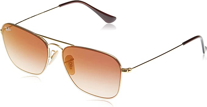 Ray-Ban 0rb3603 001/S0 56 Gafas de sol, Gold, Unisex