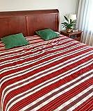 Exclusive King size Pantelho bedspread, handmade from Chiapas, Mexico.
