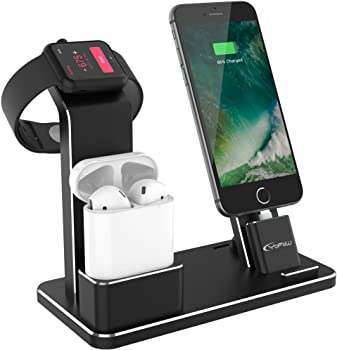 YoFeW Aluminum Charging Stand Dock Holder