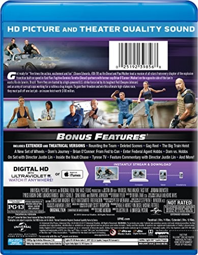 Fast Five [Blu-ray] - http://coolthings.us
