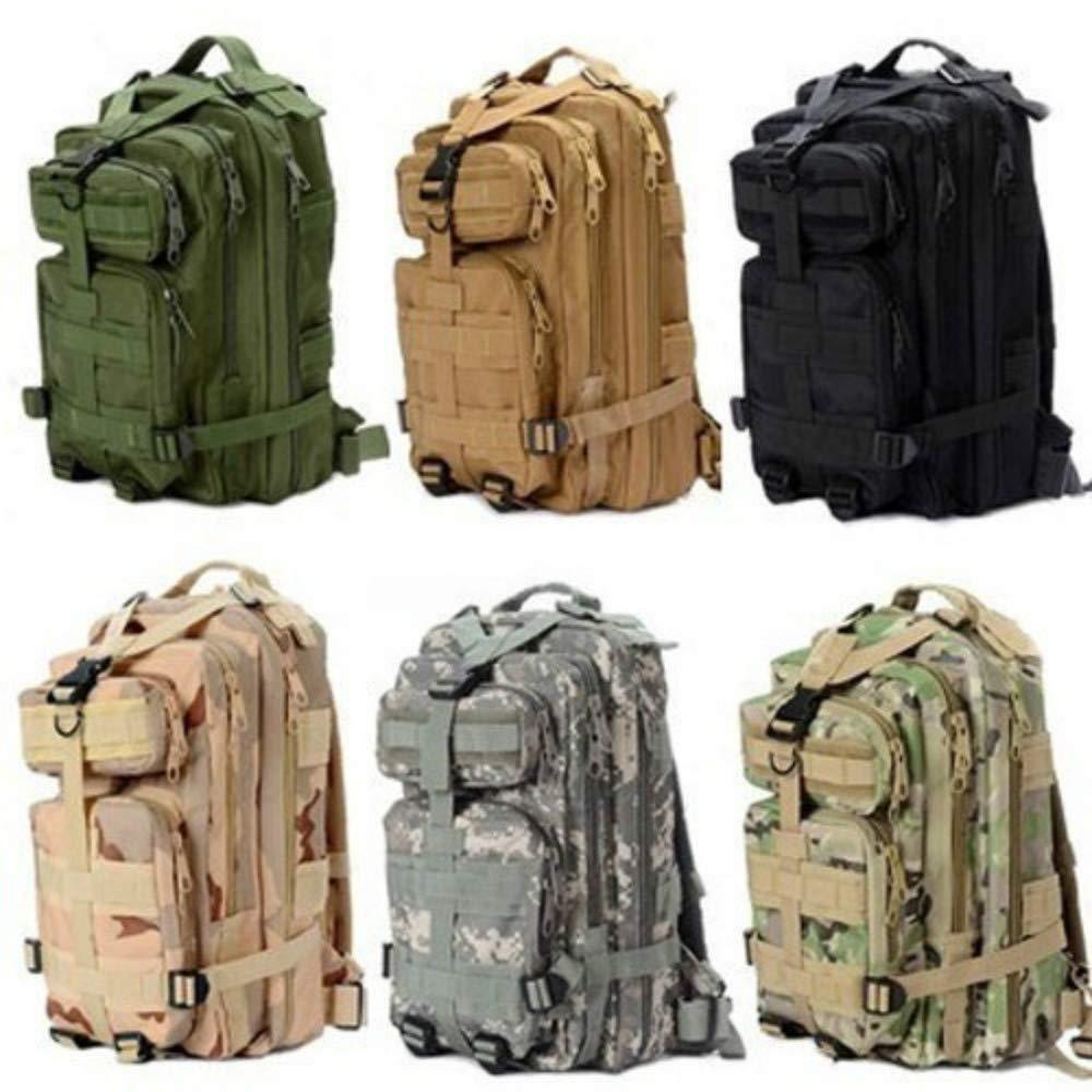 Amazon.com   ALOHAAAAAA 1000D Nylon 8 Colors 30L Waterproof Outdoor  Military Rucksacks Tactical Backpack Sports Camping Hiking Trekking Fishing  Hunting Bag ... f0d71d3590431