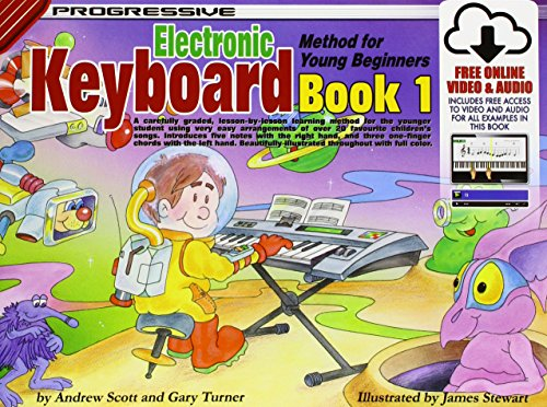 Young Beginner Keyboard Book 1