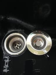 Amazon Com Rsvp Endurance 174 Sink Strainer Large 2 1 2 To