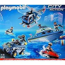 Playmobil City Action Police Tactical Unit Set #9043