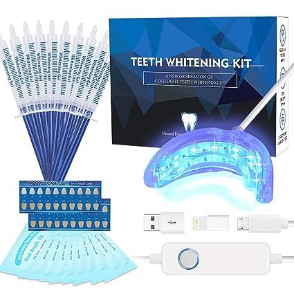 Amazon Com Teeth Whitening Kit Professional Teeth Whitening