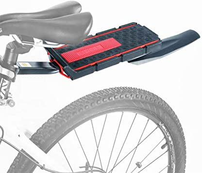 LALEO Universales Aluminio Portabultos Trasero para Bicicleta ...