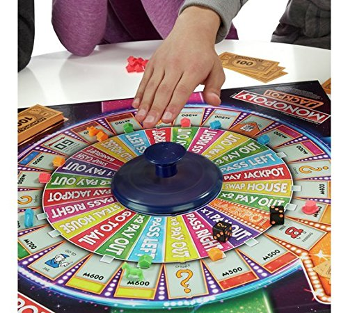 Monopoly Jackpot Board Game