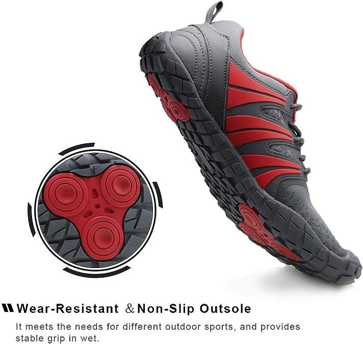 Big Toe Box Minimalist Running Shoes