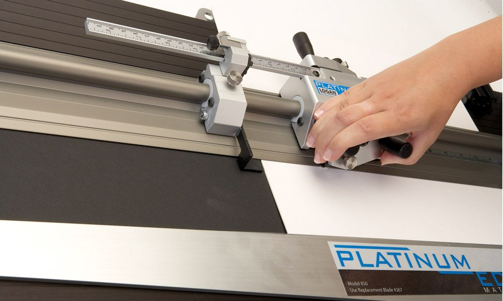 Logan 860 Platinum Edge 60 Inch Mat Cutter For Professional Framing and Matting by Logan Graphics (Image #3)