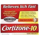 Cortizone-10 Itch Medicine Maximum Strength Ointment 1oz
