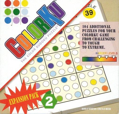 ColorKu Expansion Pack Harder Levels