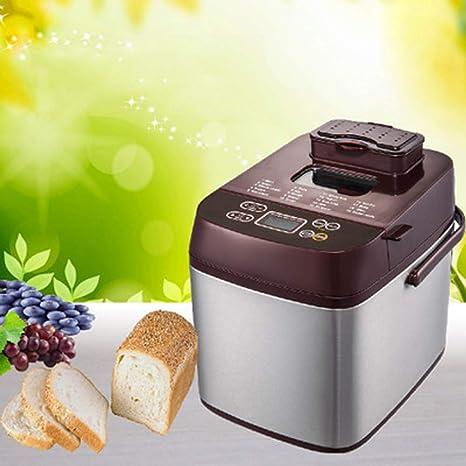 Máquina para hacer pan automática multifunción, 25 funciones ...