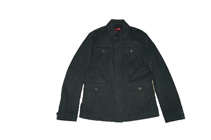 the latest e09b4 b0974 Hugo Boss - Giacca - Uomo Nero Nero 48: Amazon.it: Abbigliamento