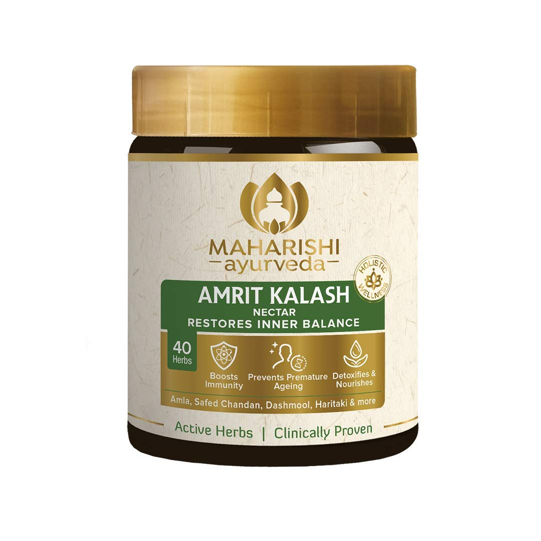 Maharishi Ayurveda Products Amrit Kalash Mak 4 Herbal Fruit Concentrate (600 g)