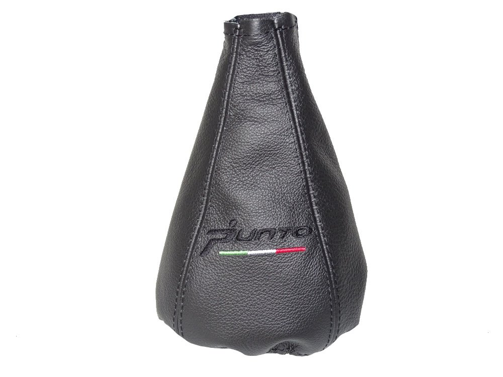 The Tuning Shop Gear Gaiter Leather Embroidery The Tuning-Shop Ltd
