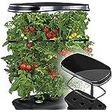Miracle-Gro AeroGarden Extra LED Indoor Garden with Gourmet Herb Seed Kit and Bonus Cherry Tomato Seed Pod Kit