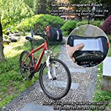MATTISAM Bike Handlebar Bag, Bike Basket with