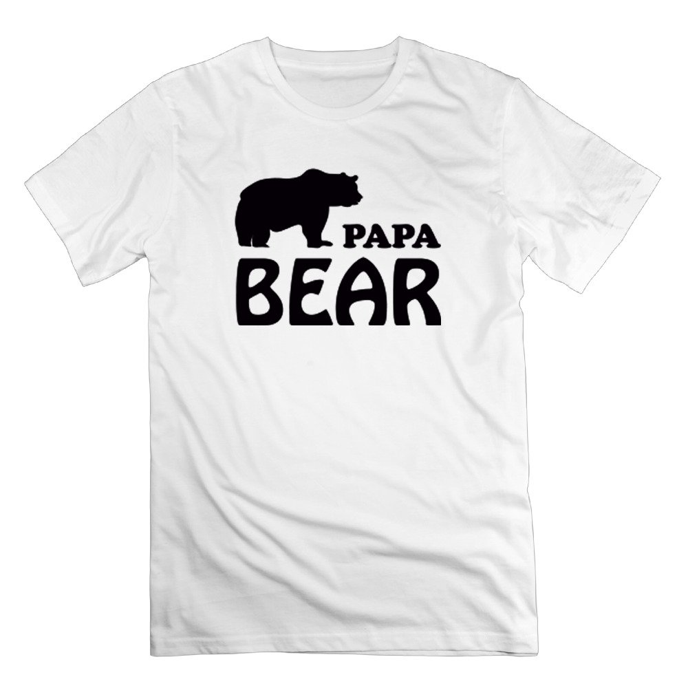Fortune Papa Bear Funny Humor Cool Ts 3221