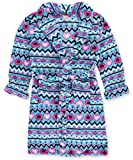 Baby : SWEET N SASSY Girls' Plush Bath Robe (10-12)