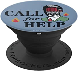Twin Peaks Call For Help - PopSockets Grip and Stand for Phones and Tablets