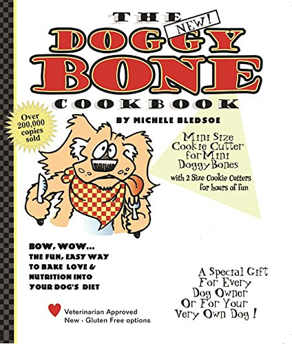 Read Online The Doggy Bone Cookbook pdf