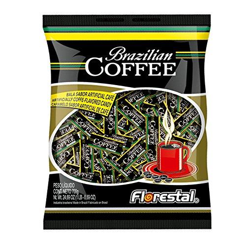 Coffee Candy Hard - Brazilian Coffee Candy 1.54 lbs (700g)