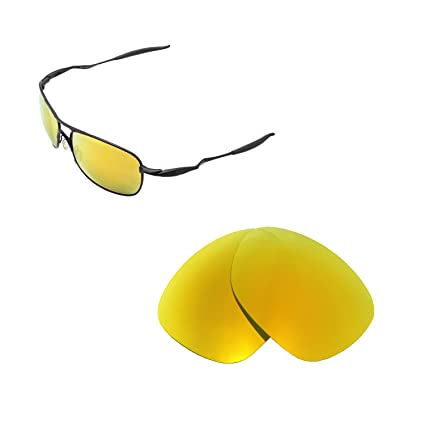 91494fd7ed Walleva Replacement Lenses for Oakley New Crosshair (2012 or later)  Sunglasses - 5 Options