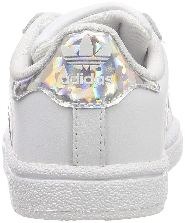 Bambini Scarpe da Fitness Unisex adidas Superstar El I