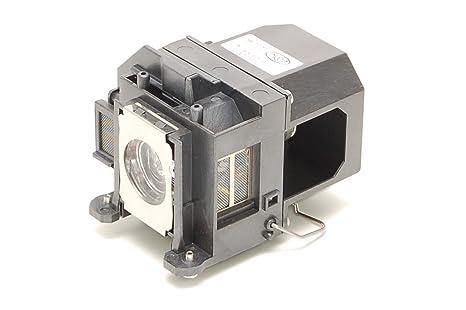 Lampada super elplp per videoproiettore epson eb w eb w