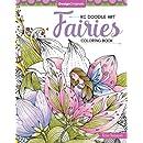KC Doodle Fairies Coloring Book (Kc Doodle Art)