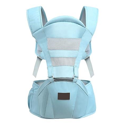 651ba0a8954 Kawei Porte-bébé ergonomique confortable réglable pour nourrisson 4 à 48  mois