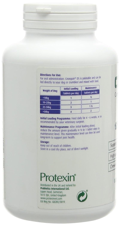 cosequin DS 120 sabor de pastillas perro: Amazon.es: Productos para mascotas