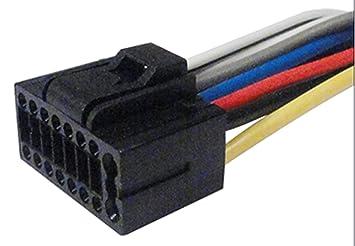 Kenwood Wiring Harness 16 Pin Copper Kn16 Keh Lighting Electrical