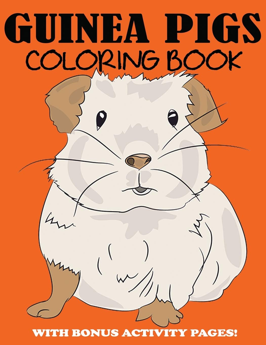 Guinea Pig Coloring Pages - Best Coloring Pages For Kids | 1360x1051