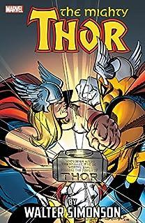 Thor by Walter Simonson Omnibus: Walter Simonson: 9780785146339