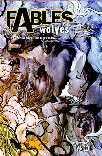Fables Vol. 8: Wolves for sale  Delivered anywhere in USA
