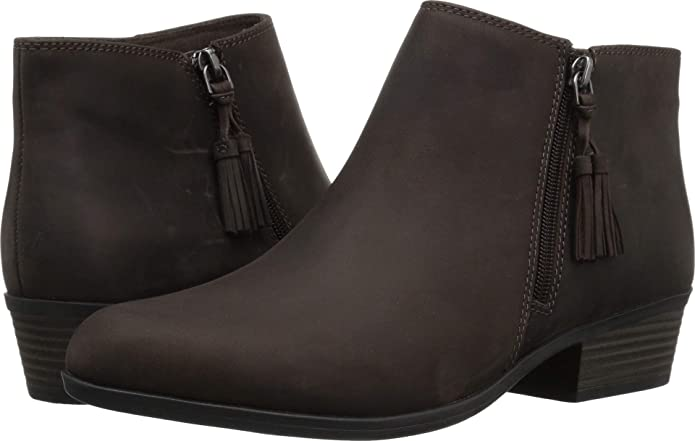 Womens Clarks Addiy Terri Ankle Boot