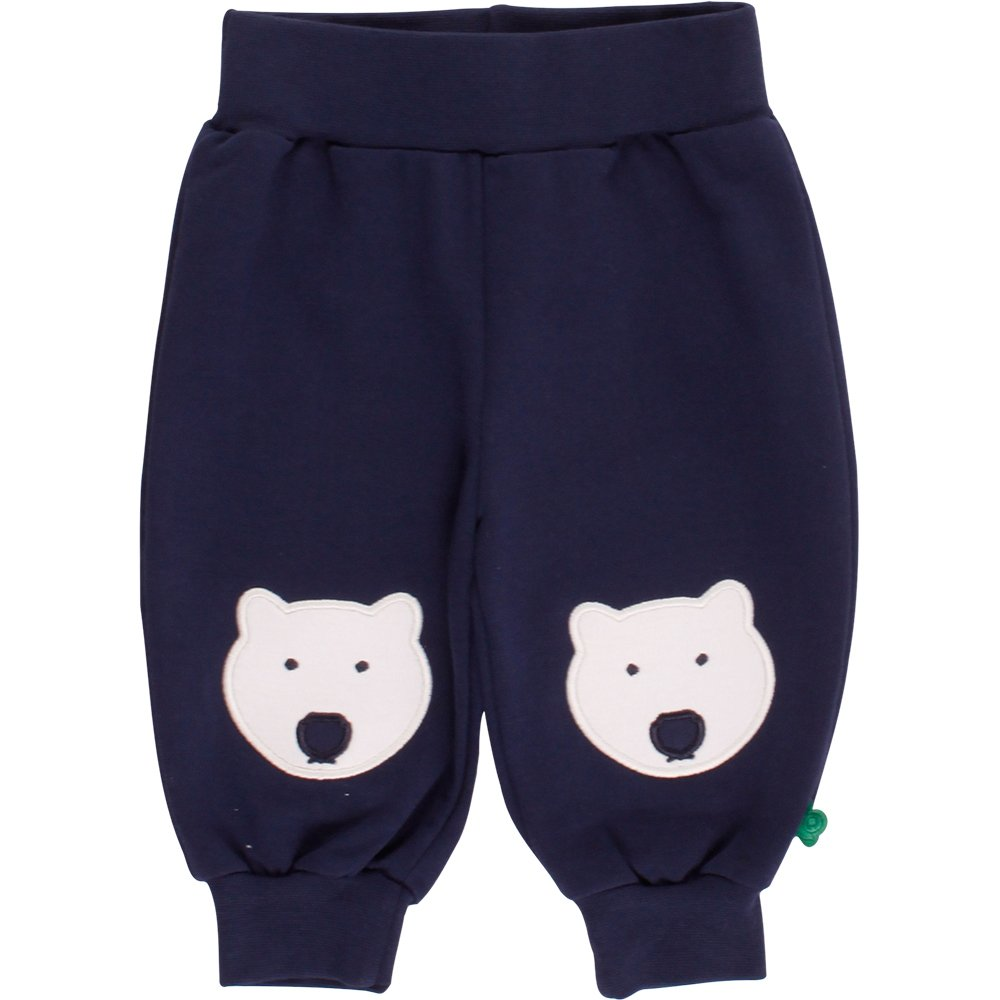 Fred's World by Green Cotton Unisex Baby Hose Bear Sweat Pants 1535034800