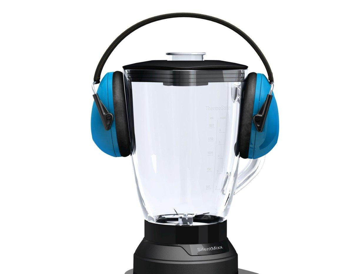 Bosch MMB64G6M - Licuadora (2,3 L, Continuo, Botones, Giratorio, Batidora de vaso, Negro, Acero inoxidable, CE): Amazon.es: Hogar