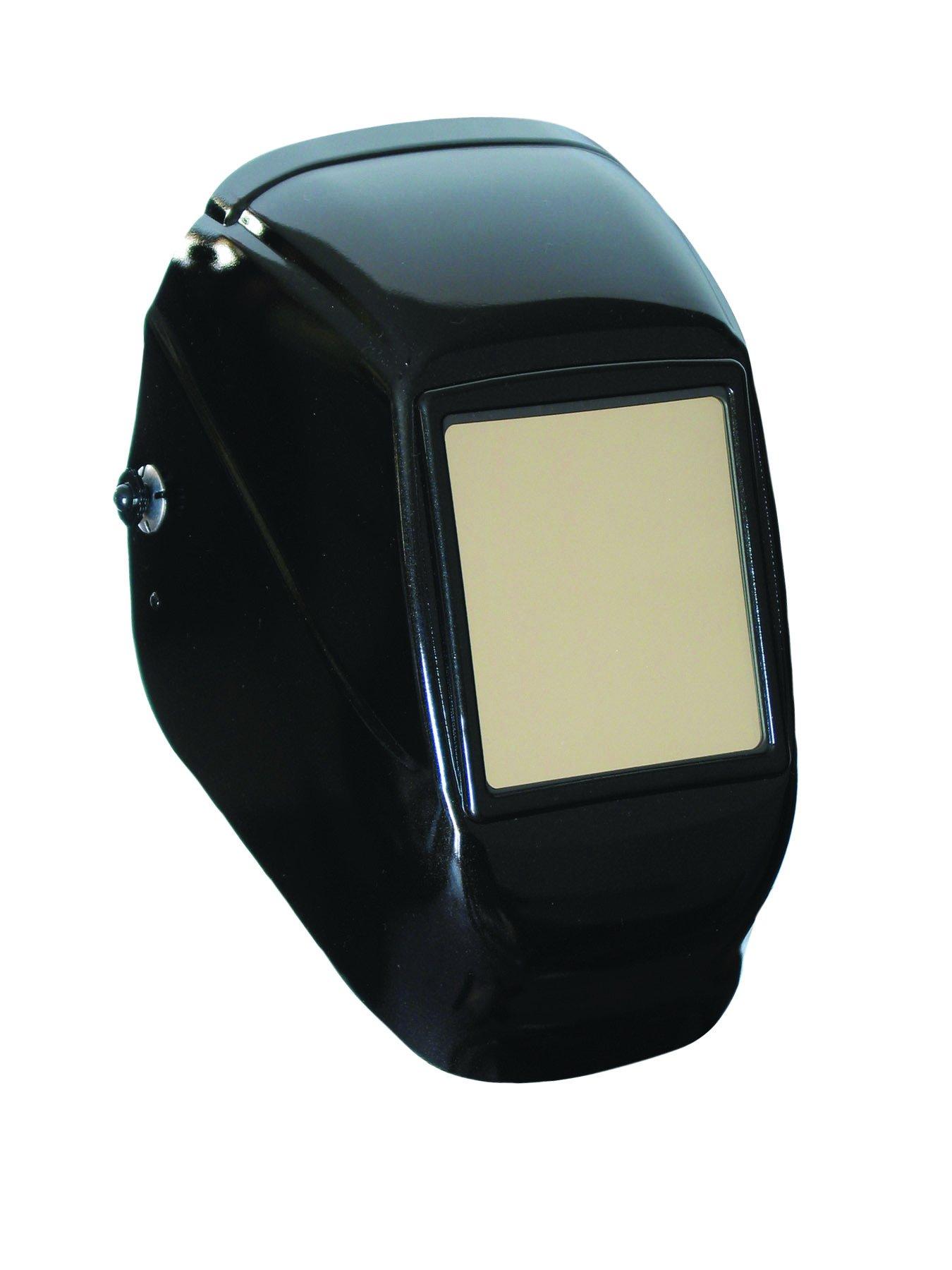 Fiber-Metal by Honeywell 2090BK 10 Piece Futura Helmet, Black