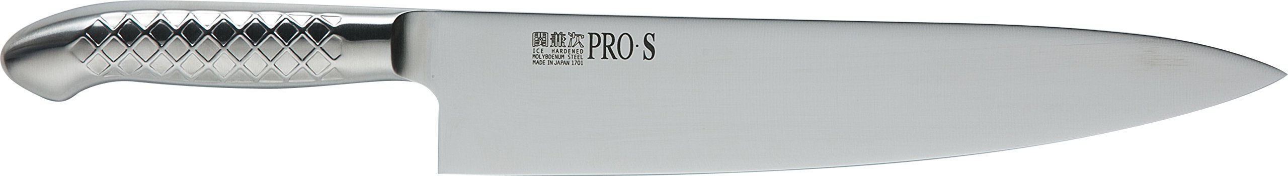 関兼次 Seki Kenji Hamono Japanese Knife Kitchen Knife PRO Molybdenum Steel Stainless Steel Made in Japan (Beef Sword 270mm, PRO · S)
