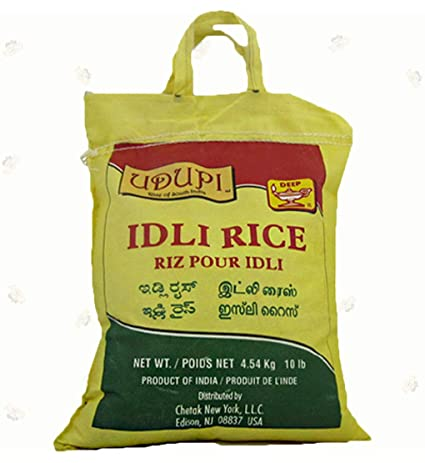 Amazon Com Indian Groceries Udupi Idli Rice 10 Lb Grocery Gourmet Food