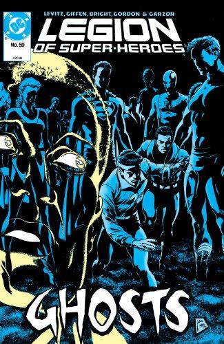 Legion of Super-Heroes (1989-2000) #59