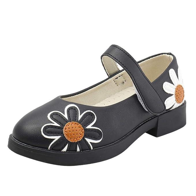 Amazon.com: LIM&Shop - Sandalias planas de verano para bebé ...